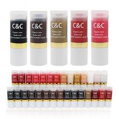 C&C Organic 兩用色素 (全套28色)