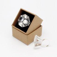 鑽石色素戒指